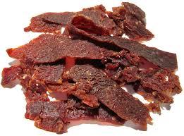 בשר מיובש פרוס דק