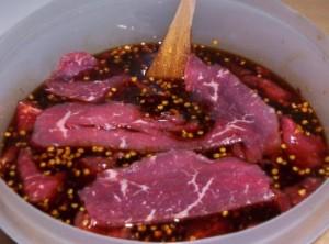 מרינדה לייבוש בשר